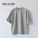 WELLDER/ウエルダー・Wide Fit Tee