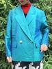(TOYO) metallic tailored jacket