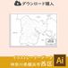 【ダウンロード】横浜市西区(AIファイル)
