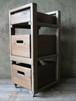 ワゴン シェルフ wagon shelf  / cr-14010