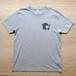Kid Acne/'SKULL FACE' T-shirt