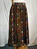 Flower&paisley skirt [O-429]