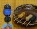 結(ゆい)トリオ 黒ごまきな粉10本入り 名入れオリジナルプチギフト