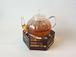 Tea warmer(ティーウォーマー)レンガパープル