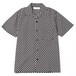OPEN COLLAR SHIRT - DOT / RUDE GALLERY