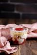 低糖質いちごショートケーキ・1個セット・Strawberry Shortcake (1 cup)