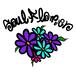 残り2点→ √9 × SOUL FLOWER - キャンバス生地•刺繍•サコッシュ