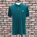 1980s Lacoste Polo Shirt Made In France Green 4