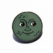 "Real Sic""New Moon Emoji – Enamel Pin For Your Life"""