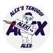 """"""" ALEX'S TENUGUI """""""