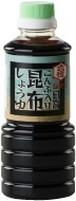 ジマン昆布醤油 370ml×15本