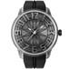 【Tendenceテンデンス】キングドーム TY023007/ブラックフラワー スイスメイド腕時計