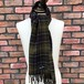 Barbour Wool Scarf Made In Scotland / Ecosse