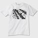 SaKuRa 白/黒 メンズTシャツ