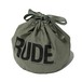 RUDE PERSONAL EFFECTS BAG(OLIVE) / RUDE GALLERY