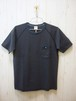 BARNS × BUTTON WORKS Union Special Poket Tee BR-5611BW (バーンズ×ボタンワークス ユニオンスペシャル ポケットティー)