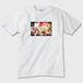 Kane Dennis × Atelier Lapinus コラボ メンズTシャツ XLサイズ ポップコーン ガーメントインクジェット印刷