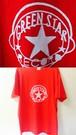 GREEN☆STARくんTシャツ