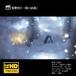 雪景色5(雪の結晶)