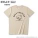 """BULL TERRIER Tシャツ """"ストーン"""""""