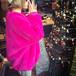 レディース アウター ブルゾン エコファー フェイクファー ジャケット コート 長袖 ショート丈 Vネック 無地 カラーバリエーション 厚手 大人可愛い カジュアル 10代 20代 30代 40代 お出かけ 秋冬