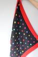 Christian Dior dot scarf