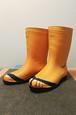 島ぞうり風長靴