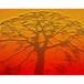 デジタルアート 神秘の森・06(イデアの樹03)