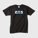 【Mサイズ】D_Drive Yuki Blue RosesロゴTシャツ