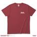 SNB. ハンドサイン T-Shirt  [  BURGUNDY RED Selected by 大林亮三  ]