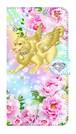 【鏡付き Lサイズ】富貴の神獣 貔貅 PiXiu The Divine Animal of Abundance 手帳型スマホケース