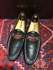 .GUCCI SHERRY LINE LEATHER HORSE BIT LOAFER MADE IN ITALY/グッチシェリーラインレザーホースビットローファー 2000000043449
