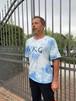 【YKG】マクラート Tシャツ【水色】【新作】イタリアンウェア《M&W》