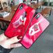 オリジナル  iPhoneXケース めかみ 超華奢 iPhone8 plusケース 耐衝撃 iphone7カバー 目立つ 人気 アイフォン6sカバー レディース向け
