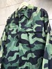1960s Czech military camouflage jacket