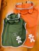 国産レインポンチョ(5L)/犬服/レインコート/日本製