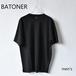 BATONER/バトナー・32G Smooth T-Shirt(men's)