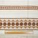 刺繍カーテン(横120×縦152)