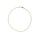 【GF1-30】16inch gold filled chain necklace