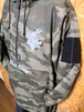 ALICE GEAR WATER RESISTANT WINDBREAKER ANORAK JACKET #8100
