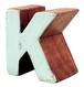 """アルファベットブロック """"K"""""""