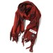STOLE - PAISLEY(RED) / RUDE GALLERY