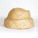 [curione] cradle raffia hat