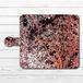 #024-008 手帳型iPhoneケース 手帳型スマホケース 桜 《さくら サクラ 夜桜》 作:チノリ 植物系 綺麗系 オリジナルデザイン iPhoneXS/X 全機種対応 Xperia ARROWS AQUOS Galaxy HUAWEI Zenfone