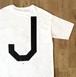 """【ラスト1】JS """"Big J"""" ポケットTシャツ/ホワイト"""