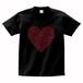 ♡Tシャツ(ブラック)