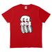 大事件 Tシャツ レッド