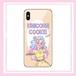 ユニコーンクッキー iphoneXケース