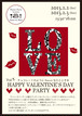 HAPPY VALENTIN'S DAY PARTY チケット