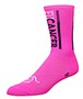 "Handlebar Mustache Aireator 6""  FU CANCER Pink"